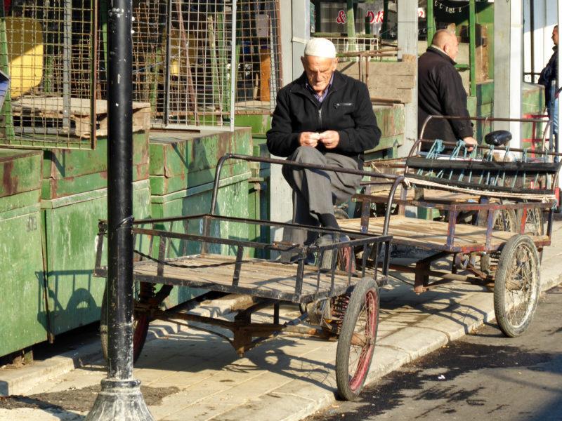 Dnešní Skopje to nejsou jen typické balkánské záběry...