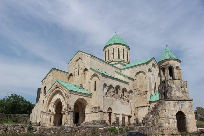 Katedrála Bagrati v Kutaisi