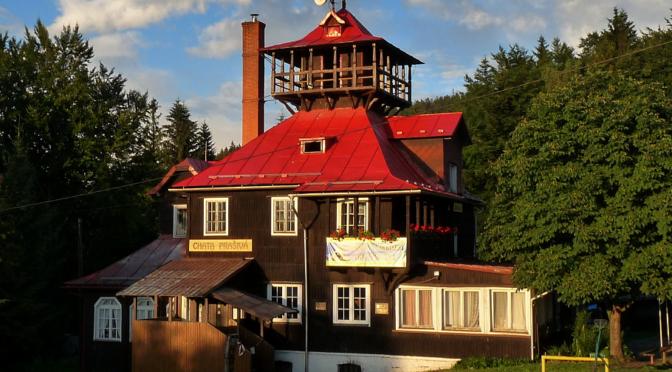 Chata Prašivá v Beskydech –skvělý únik od každodenního shonu