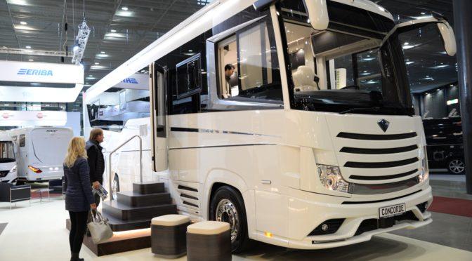 Rádi cestujete obytným autem nebo karavanem? Pak si nenechte ujít veletrh Caravaning Brno.