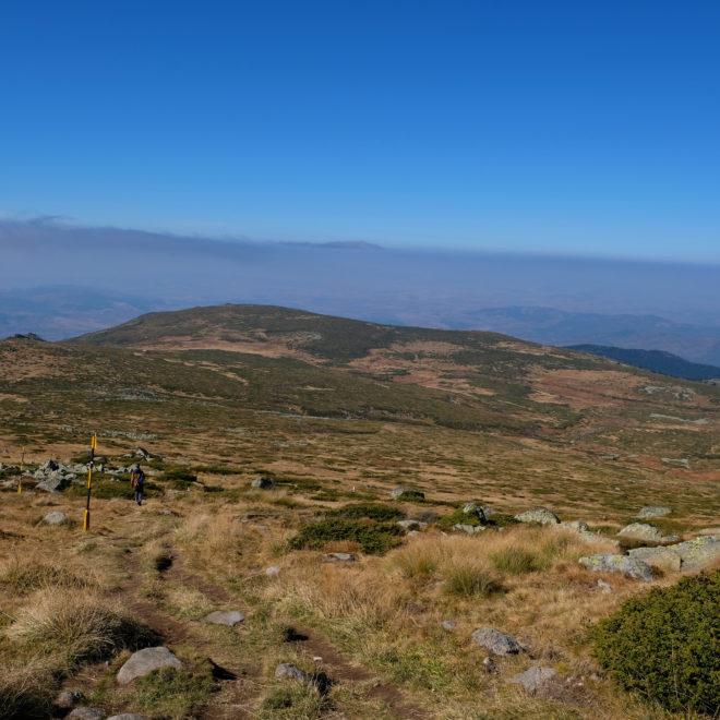 Z Černiho vrchu na Samaru