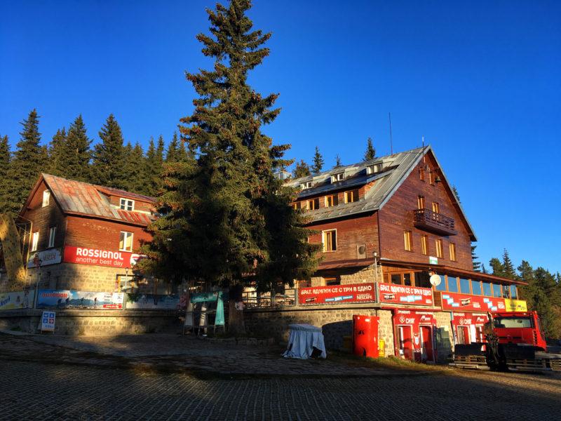 Chata Aleko Hut