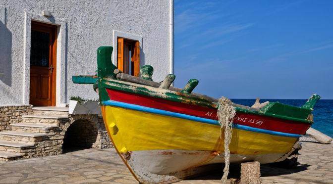 Kam ještě vyrazit na řeckém ostrově Samos
