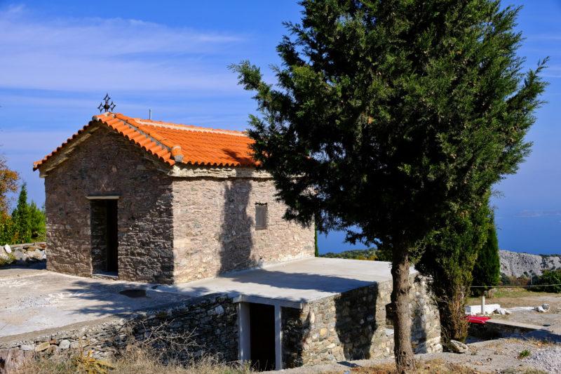 Kaple u kláštera Vronda
