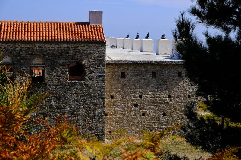 Nejstarší klášter na ostrově Samos – klášter Vronda