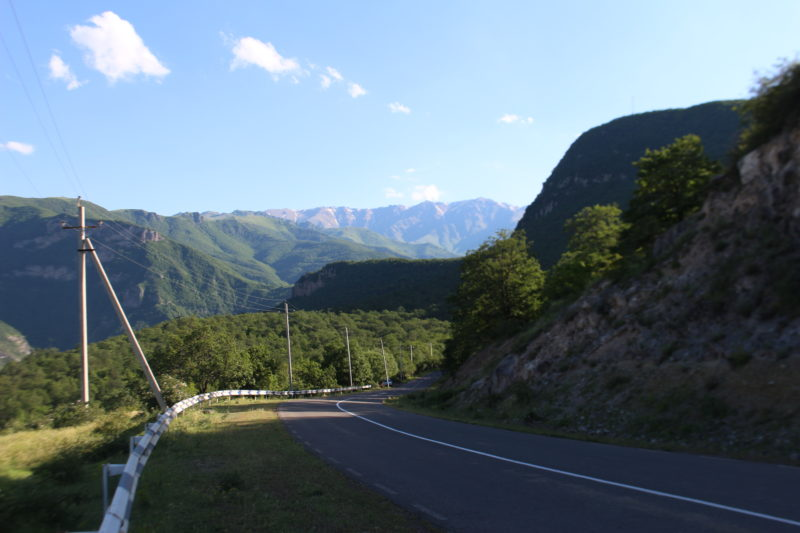 Arménská příroda, Badev