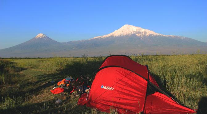 Cestování po Arménii, naší zemi zaslíbené
