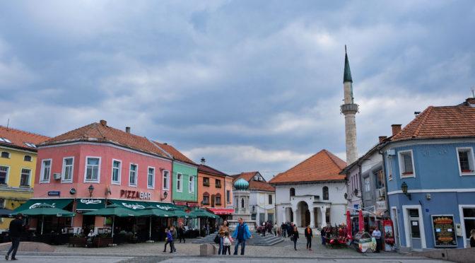 Proč dát šanci bosenské Tuzle