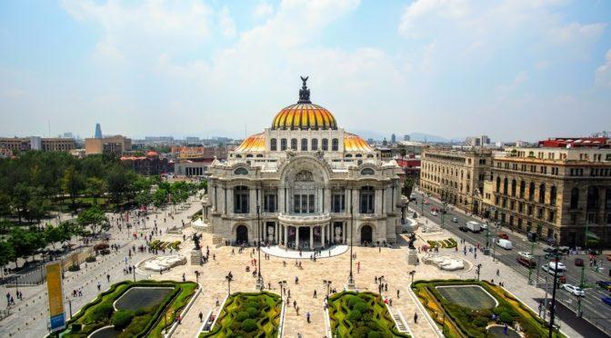 Tajuplné Mexiko