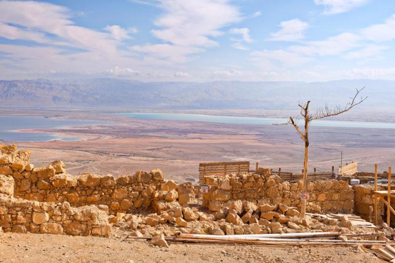V pevnosti Masada