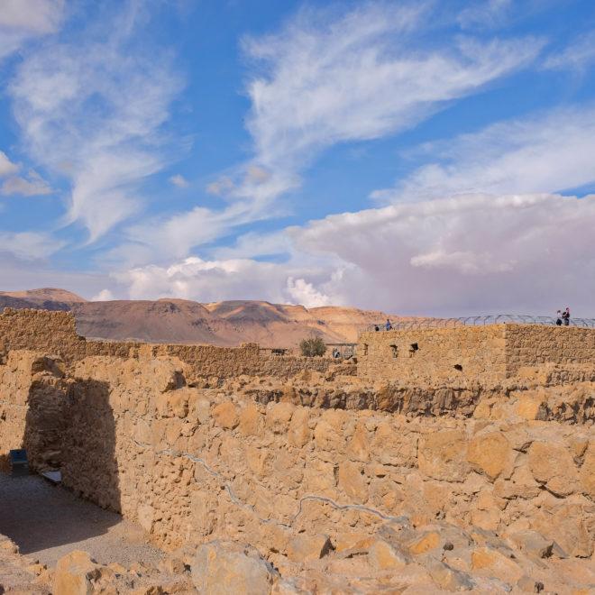 Pevnost Masada