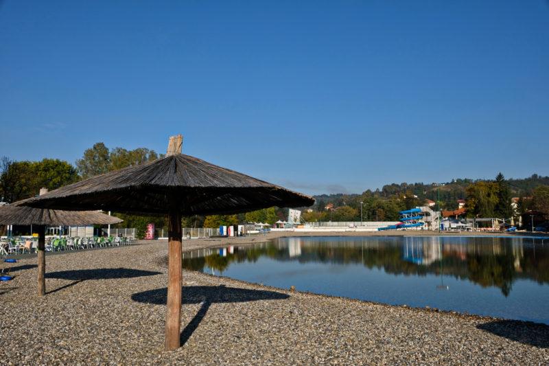 Panonská jezera v Tuzle
