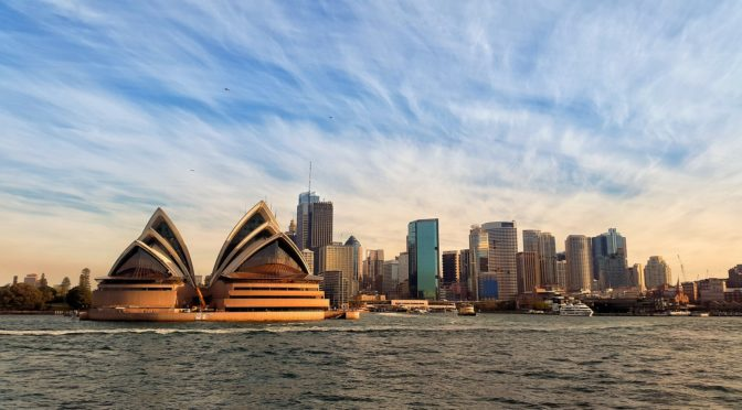 Studovat v zahraničí a vyladit angličtinu? Austrálie je super volba!