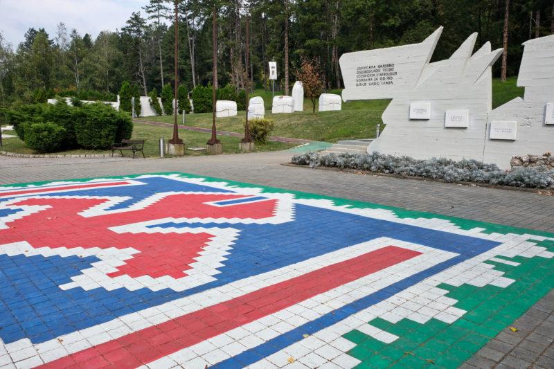 Park s památníky