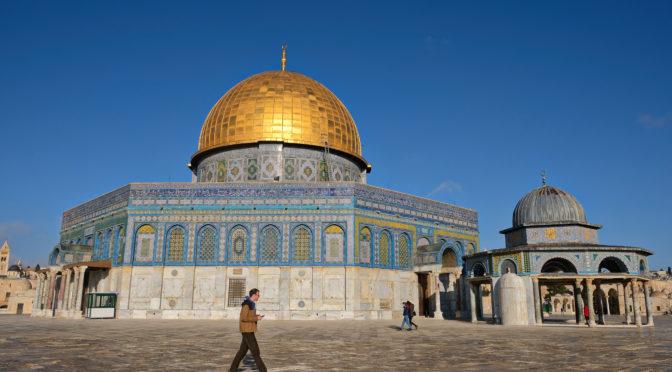 Trip do Svaté země aneb zpět do Izraele (2. část)