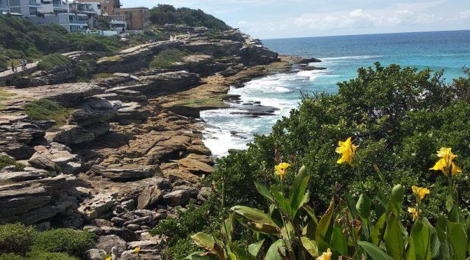 Pěší výlety po Sydney a okolních národních parcích