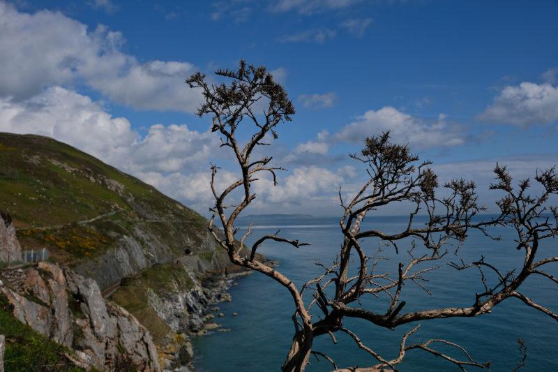 Když se vydaří počasí, otevírají se po celou trasu Bray Head Cliff Walk nádherná panoramata