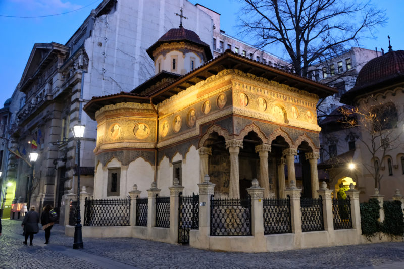 Kostel Stavropoleos