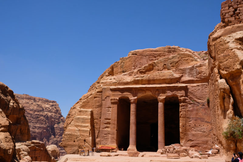 The Garden Hall Petra