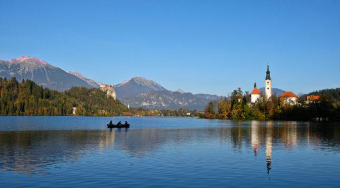 Na týden do Slovinska