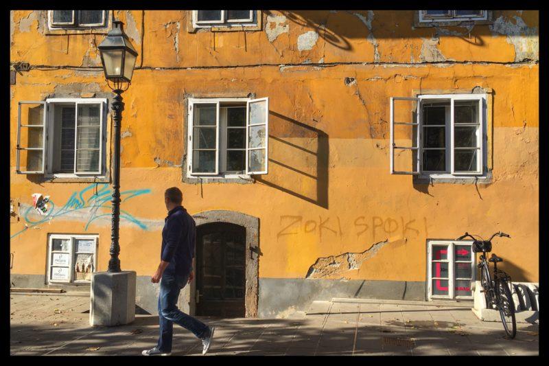 V ulicich stare Lublane