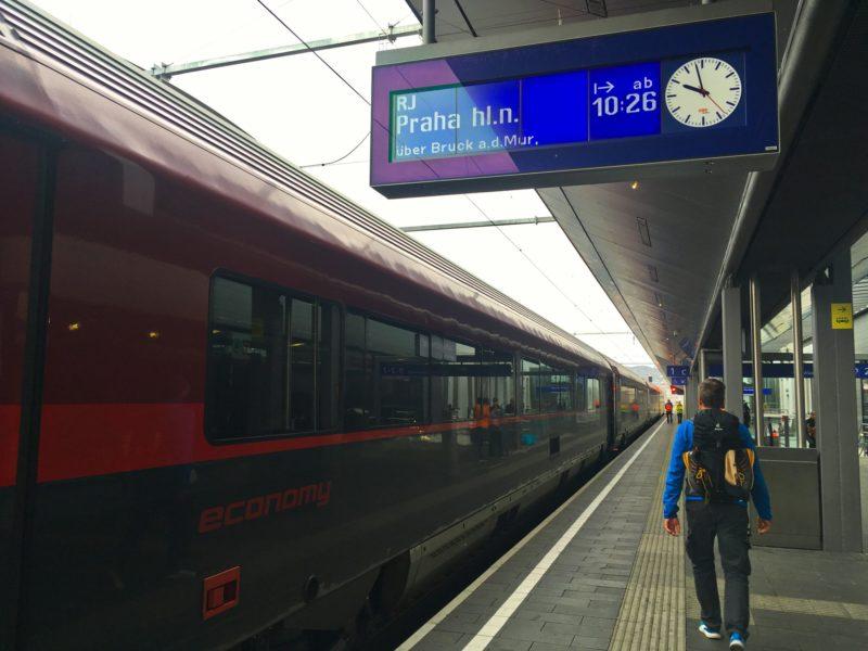 Graz Railjet