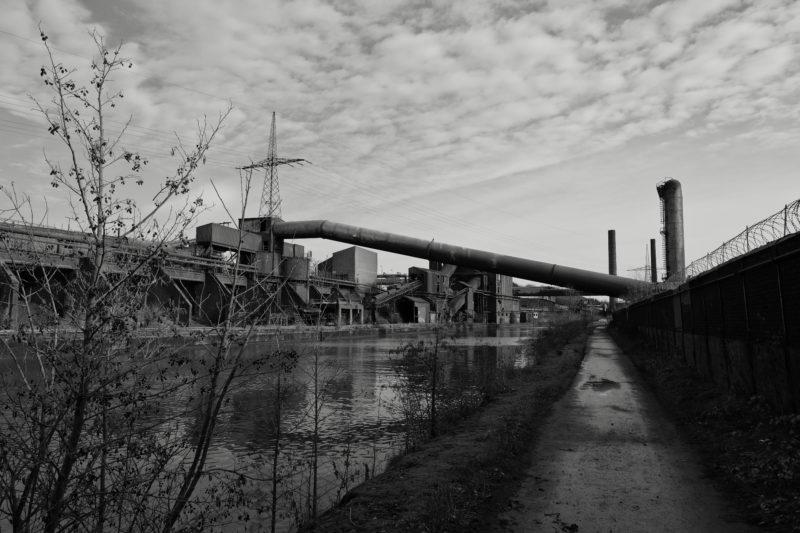 Tovarny Charleroi