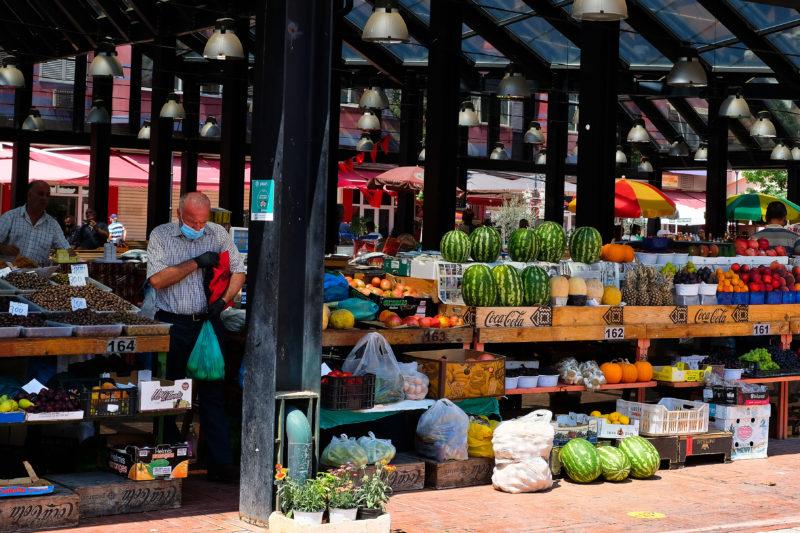 Trh Pazari i Ri